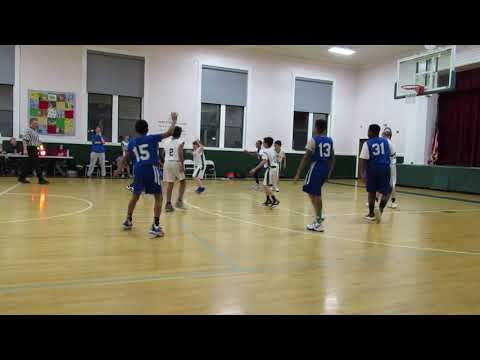 Game 4  SMOTH vs  Quincy Catholic Academy
