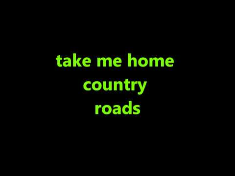 DJ Cammy Country Roads Remix