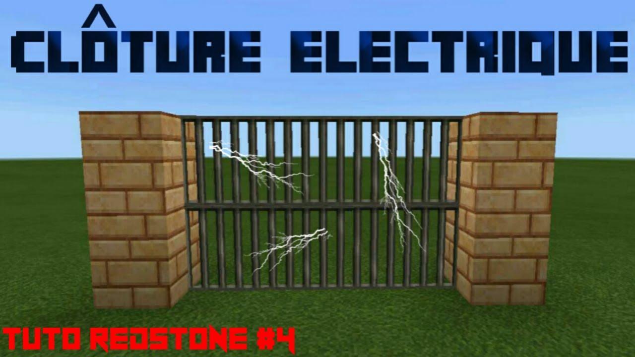 cloture electrique tuto