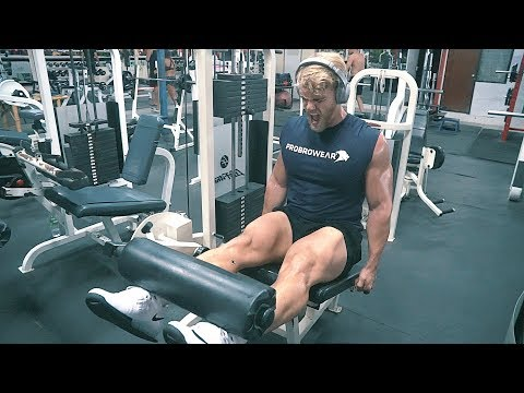 PROJEKT 73cm QUADS!!! | WAS ICH IN MEINEM GYM BAG HABE *VOICE OVER*