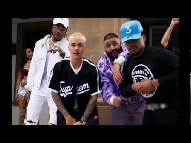 Dj Khaled Im The One Ft Justin Bieber Quavo Chance The Rapper Lil Wayne Traduction Francaise