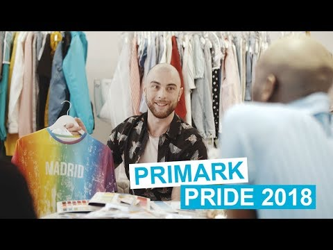 """753e52fcf Primark accused of """"pinkwashing"""" in its 2018 Pride Collection"""