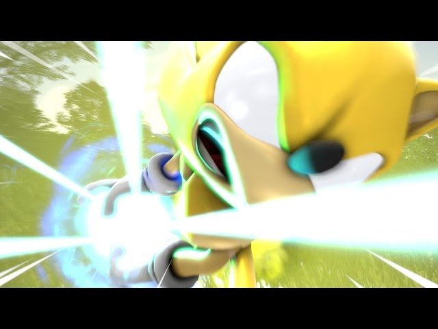 Sonic's Finishing Move