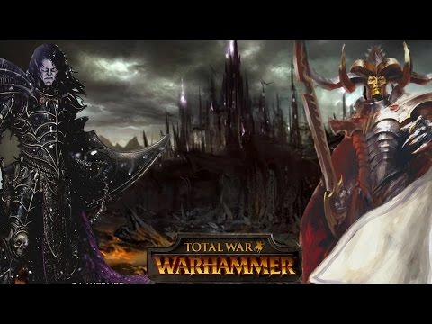 Total War Warhammer - Dark Elves Lore, Army, Units and Tactics