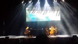 Piano Guys Concert 16 May 16 Fight Song Amazing Grace Featuring Ryan Evan Taryn Alex