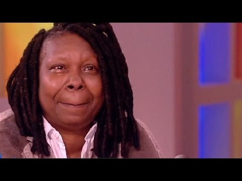 Whoopi'S Emotional Announcement Of Mike Nichols Death