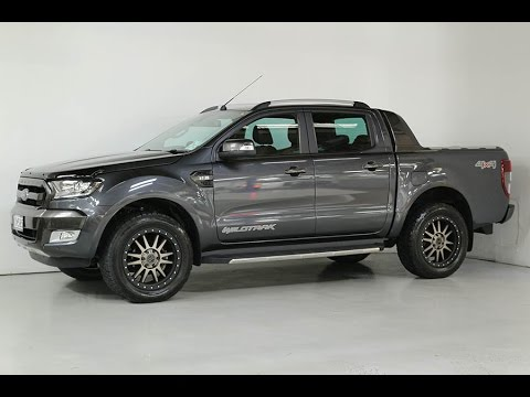 2017 ford ranger wildtrak 4x4 team hutchinson ford youtube. Black Bedroom Furniture Sets. Home Design Ideas