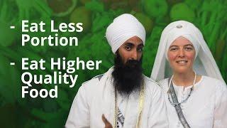Food: Quality And Quantity (langar)