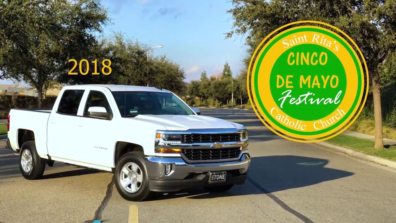 St  Rita Catholic Church - 5 De Mayo Truck Raffle 2018