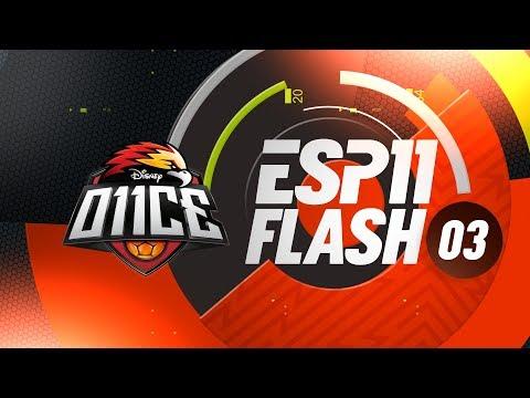 ESP11 | Flash de Noticias 03