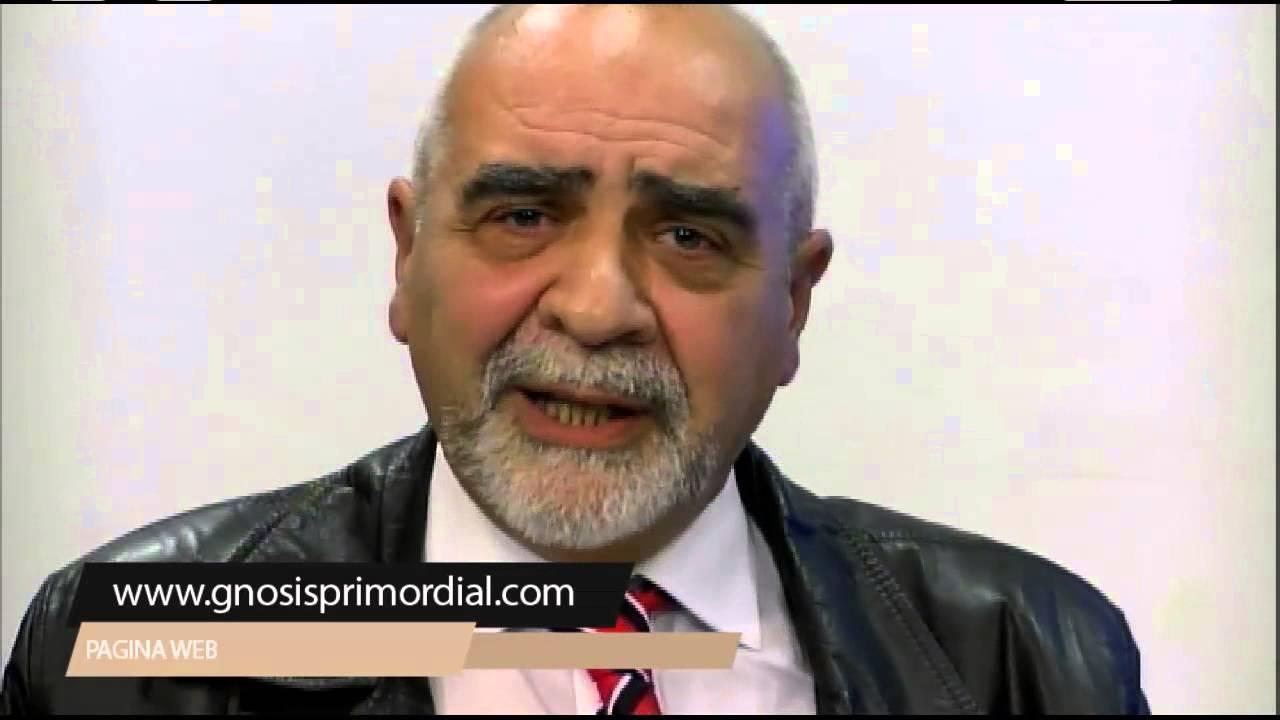 1. José María Herrou Aragón habla sobre Religión - Gnosis Hiperbórea