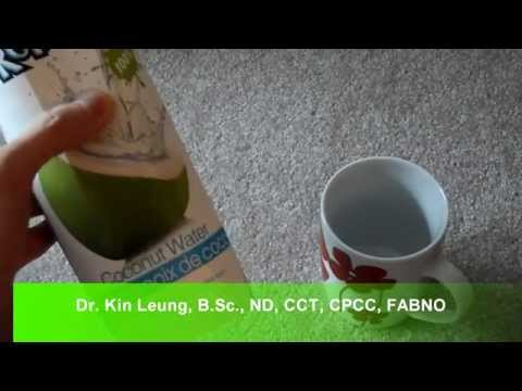 Review UFC Refresh Coconut Water Natural pure Fresh Young Coconut