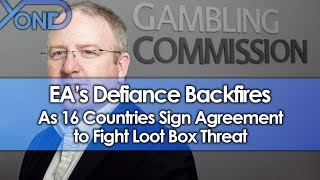 EA's Defiance Backfires as 16 Countries Sign Agreement to Fight Loot Box Threat