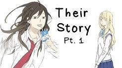 Their Story/Tamen De Gushi (Webcomic Dub) Part 1