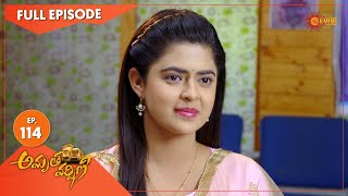 Amrutha Varshini - Ep 114 29 March 2021 Gemini TV Serial Telugu Serial