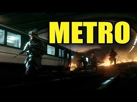 Metro | Battlefield 4 | thumbnail