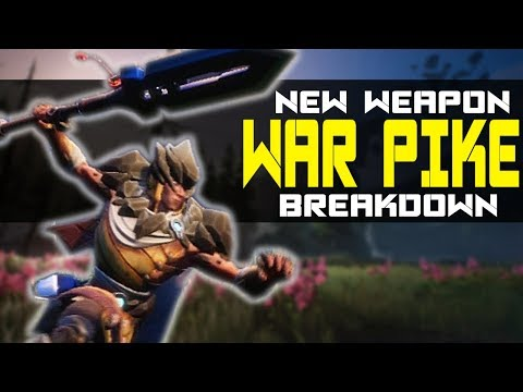 WEAPON BREAKDOWN WAR PIKE DAUNTLESS