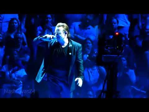 U2 - Pride (In The Name Of Love) 5-11-18 Las Vegas