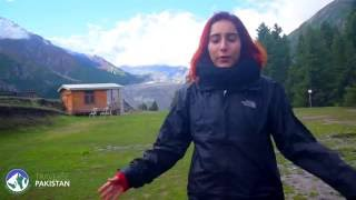Travelling from Turkey to Pakistan Fairy Meadows