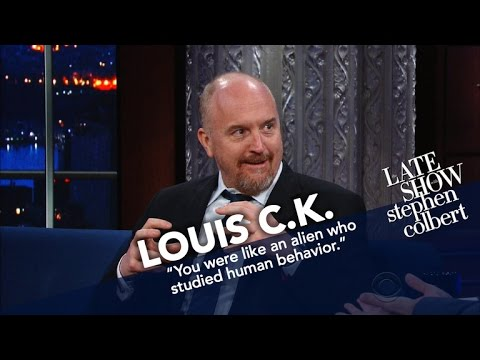 Louis C.K. Once Believed Stephen Was An Alien
