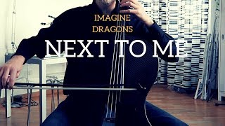 Imagine Dragons - Next to Me for cello and piano (COVER)