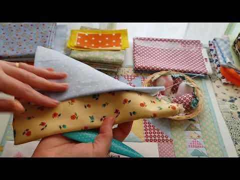 Основные правила при выборе ткани для прикладной вышивки