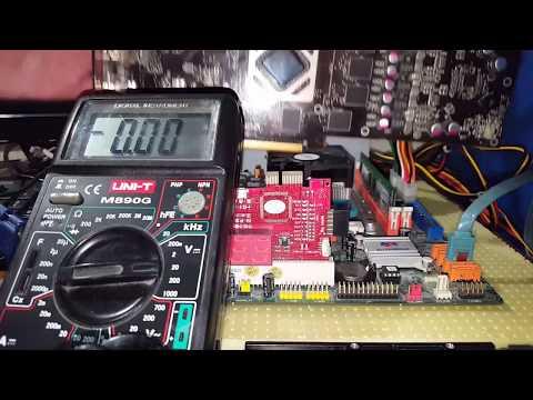 Диагностика видеокарты Asus HD7970