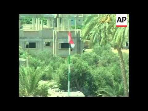 Israel OKs Egypt Troops At Gaza Border; Remains Reburied