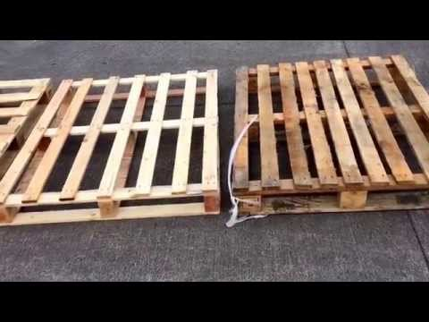 Different types of pallets and value of each earn cash selling wooden pallets, pallet furniture