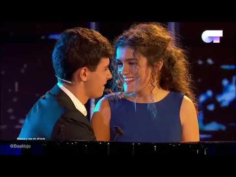 [POSTCARD] Eurovision 2018 SPAIN - Almaia (Amaia Romero - Alfred García)