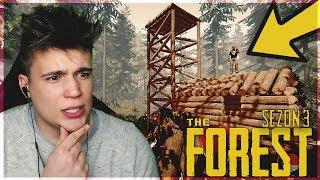 Rozbijamy obóz w lesie!  - The Forest #1 [SEZON 3]