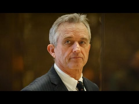 Robert F. Kennedy Jr. calls for new investigation into father's murder