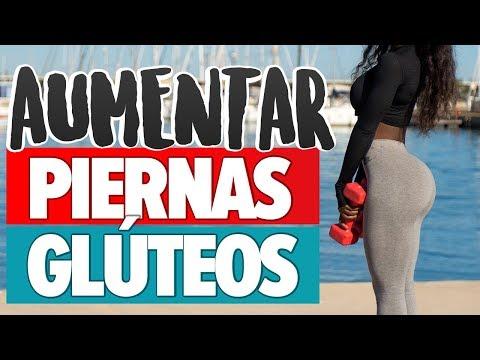 AUMENTAR GLÚTEOS Y TORNEAR PIERNAS 6 ejercicios   Intense Butt & Legs
