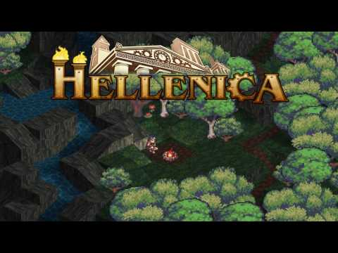 Let's Try Hellenica - (Turn-Based Tactical RPG)