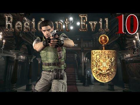 "Resident Evil Remaster ""Chirs Hard"" Par 10 |"