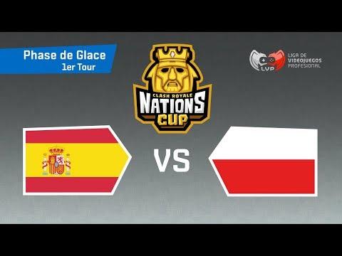 ESPAGNE vs POLOGNE - Coupe du Monde | CR Nations Cup - Phase 1 [Reupload]