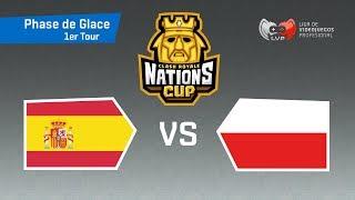 ESPAGNE vs POLOGNE - Coupe du Monde  CR Nations Cup - Phase 1 Reupload