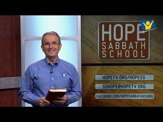 Szkoła Sobotnia Hope Channel - Lekcja I (6 października 2018)