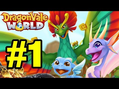 3D CUTE DRAGONS! Is It Better Than DML?!?! - Dragonvale World #1