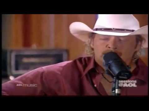 """alan-jackson--""""too-much-of-a-good-thing""""-(aol-sessions)"""