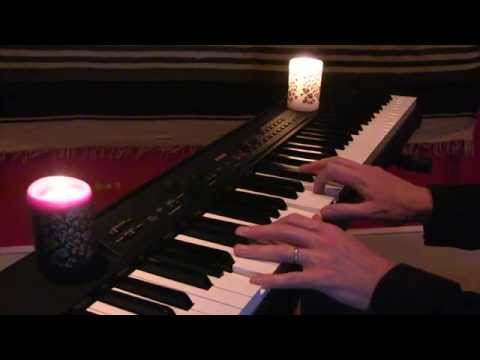 Nocturnes by Candlelight - Deep Sleep and Relaxation (piano keys version)