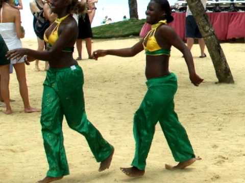 Reggae Dancing in Jamaica