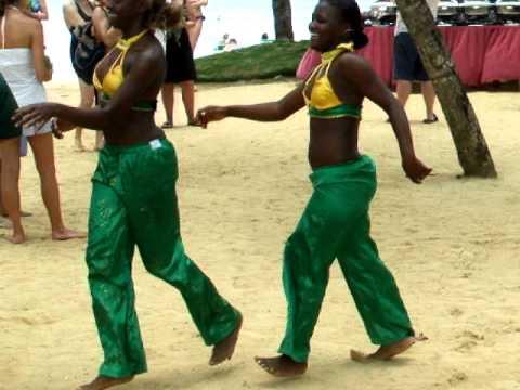 Reggae Dancing in Jamaica
