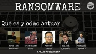 #Ransomware qué es y cómo actuar