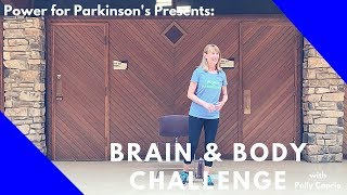 Power for Parkinson's Brain & Body Challenge: Full-Length At-Home Exercise Class