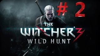 THE WITCHER 3 WILD HUNT PC GAMEPLAY ESPAÑOL PARTE 2