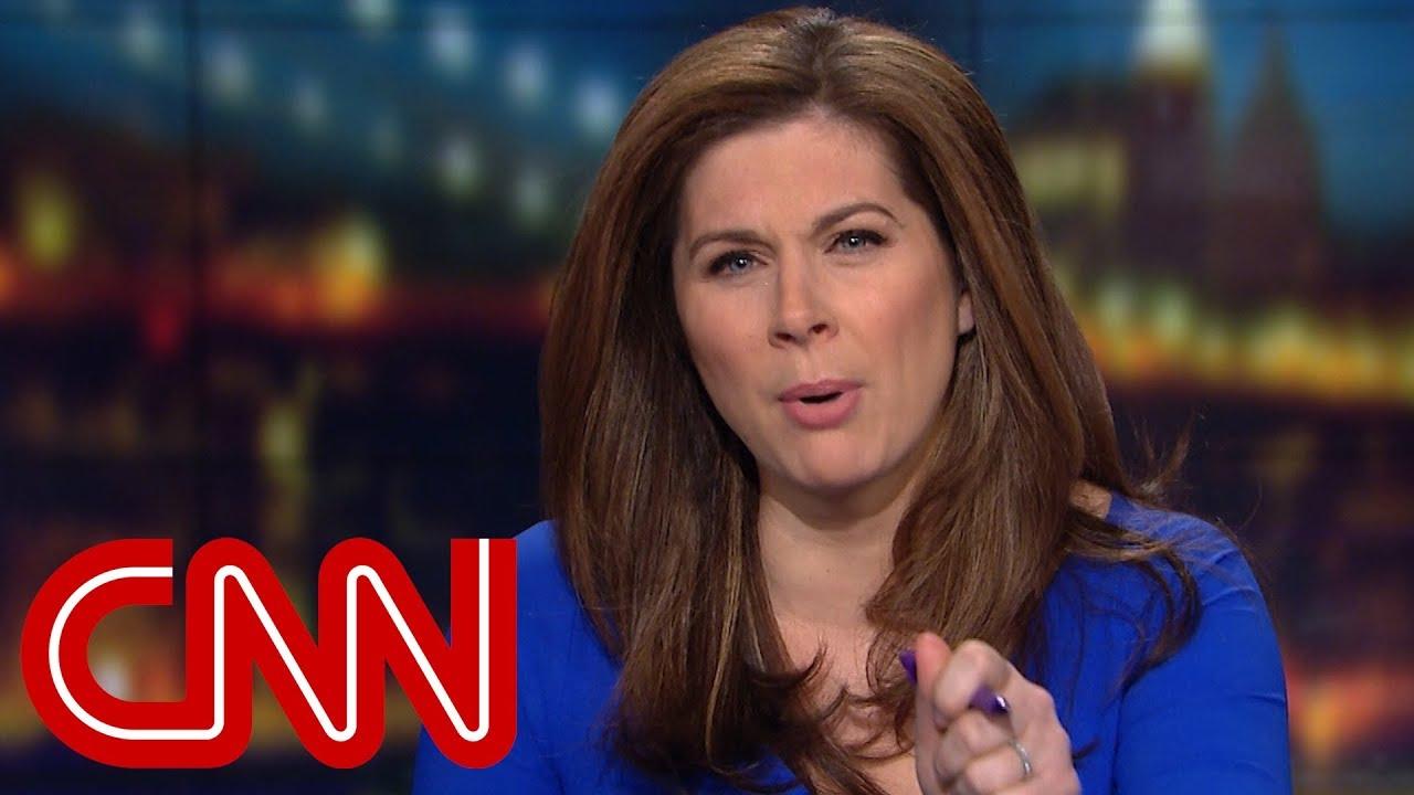 Erin Burnett: NYT report about Trump is 'explosive'