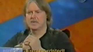 Repeat youtube video Eddie Meduza intervju i TV3 Mänskligt