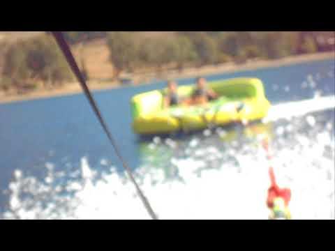 crazy sofa ride light grey sofas canada nafplio watersports youtube