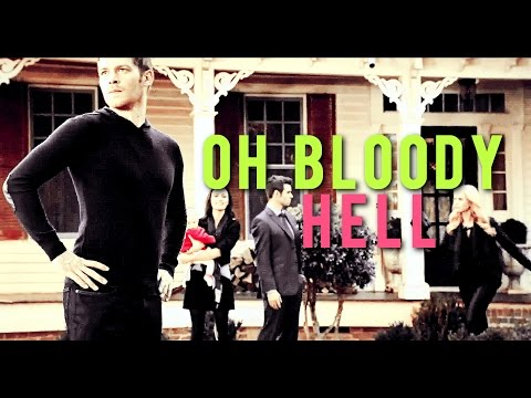 """The Originals   """"Oh Bloody Hell"""" [Humor]"""
